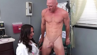 Dirty Doctor (Destiny Dixo) is needs a big dick to keep her happy - BRAZZERS