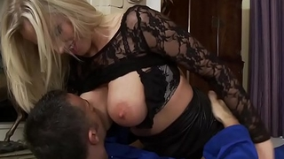 Cock hungry (Brit Rebecca) More can not wait - BRAZZERS