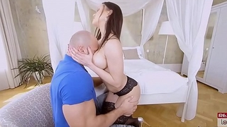 RealityLovers - Horny Wife begs for Cock