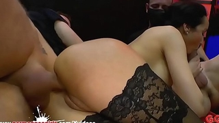 Francys Belle Queen of Anal Gangbang - German Goo Girls
