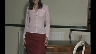 &quot_Maddy&quot_ (Grace to the rest of us) comes to see Uncle Fiona for the first time, and lets us see her cum